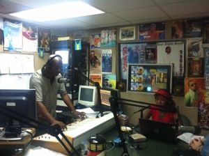 Island 102.9 FM's RendezVous with Kelly and Grenice